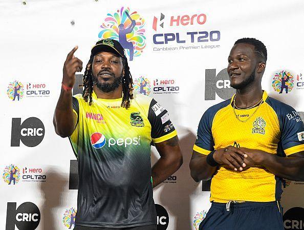 Jamaica Tallawahs v St Lucia Zouks - 2019 Hero Caribbean Premier League (CPL)