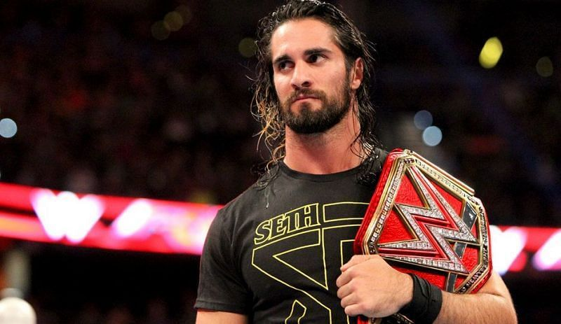 Has Seth Rollins been champion for way too long?