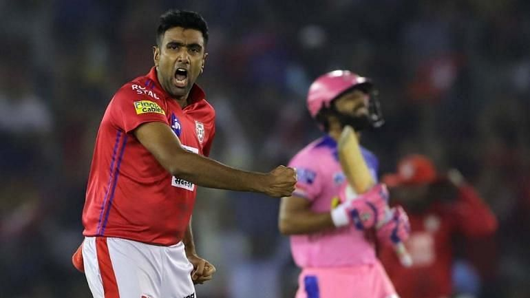 R. Ashwin has been a top performer in the IPL over the past few years.