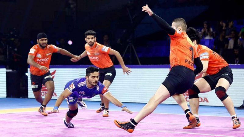 Can Haryana overcome U Mumba