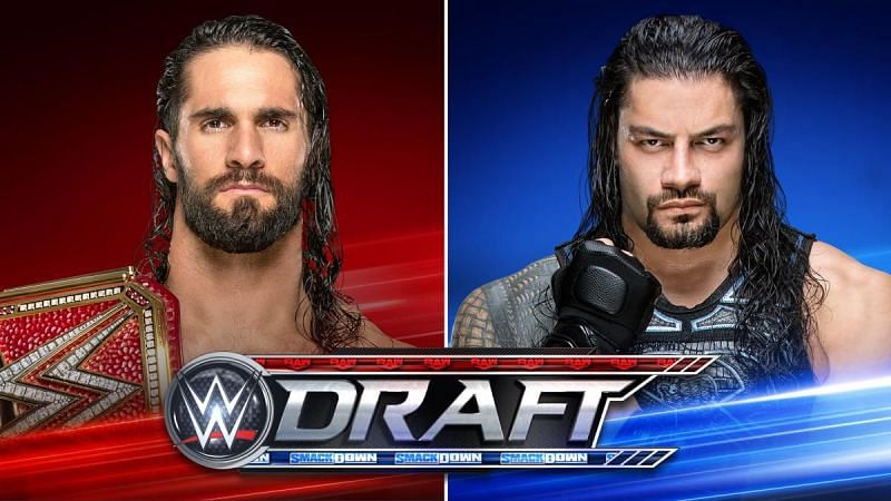 Who will get the first pick in the WWE Draft?
