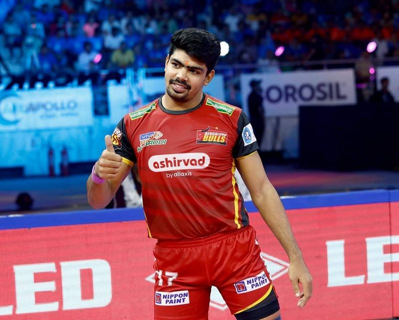 Pawan Sehrawat has scored 716 points in 80 PKL matches