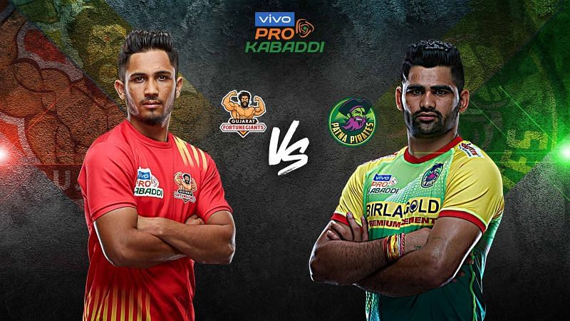Gujarat Fortune Giants look to make it 2-0 against Patna Pirates this season.