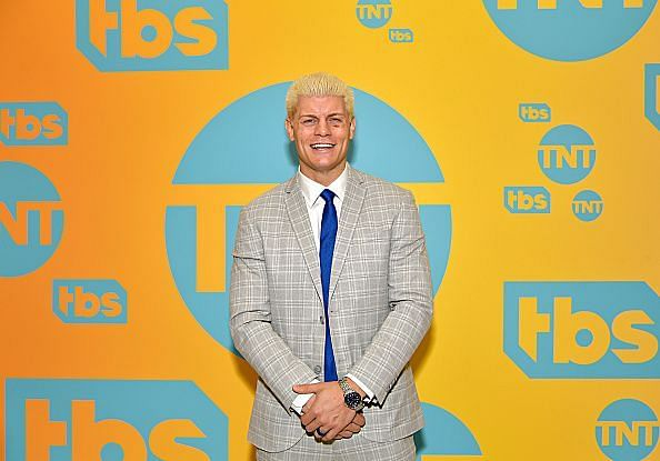 TBS + TNT Summer TCA 2019 - Green Room