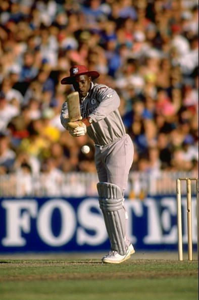 Richie Richardson of the West Indies