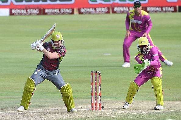 2018 Mzansi Super League: Tshwane Spartans v Paarl Rocks