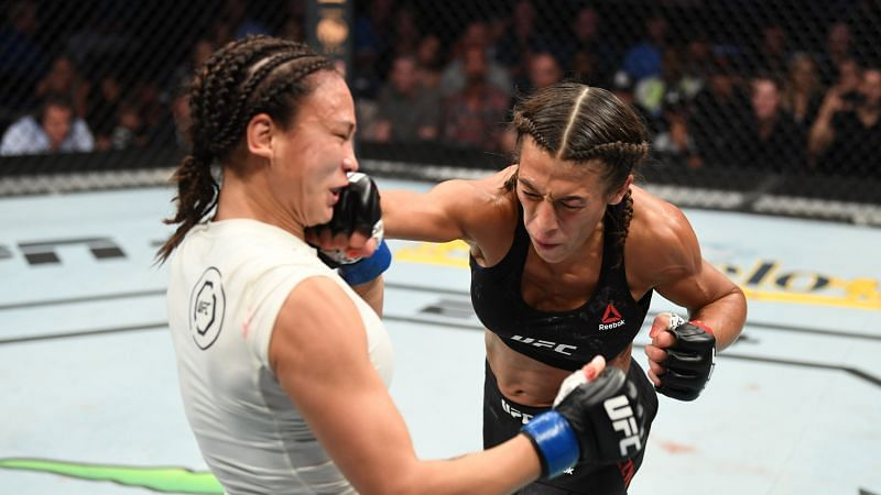 Michelle Waterson Ufc News Rumors Stats Fights Records See what joshua gomez (southpawking45) has discovered on pinterest, the world's biggest collection of ideas. michelle waterson ufc news rumors