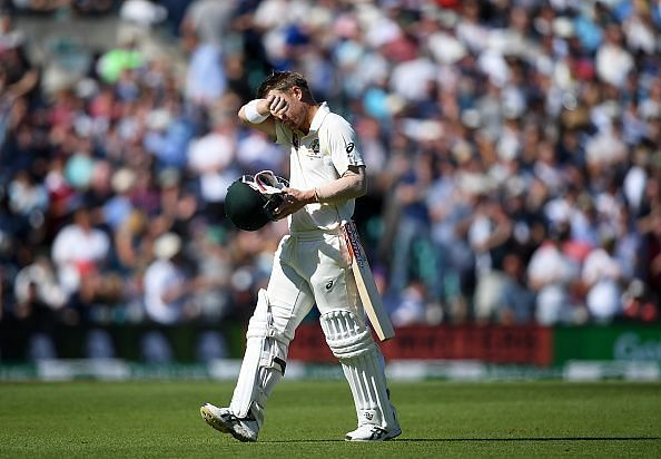 David Warner was not at his best during the recently concluded Ashes series.