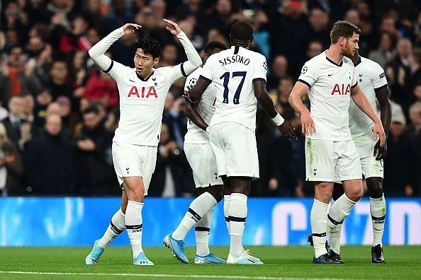 Dismal defending by the Serbian side allowed Tottenham to run riot