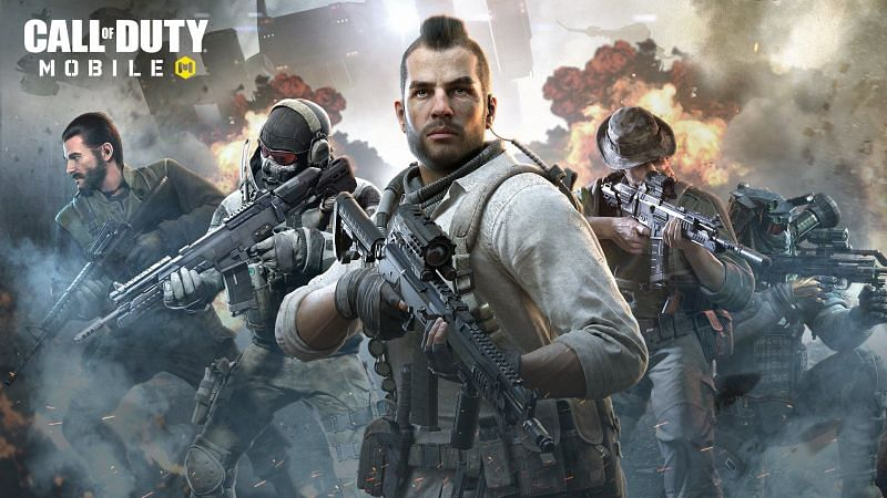 Call Of Duty Mobile Download Cod Mobile For Free On Android Ios