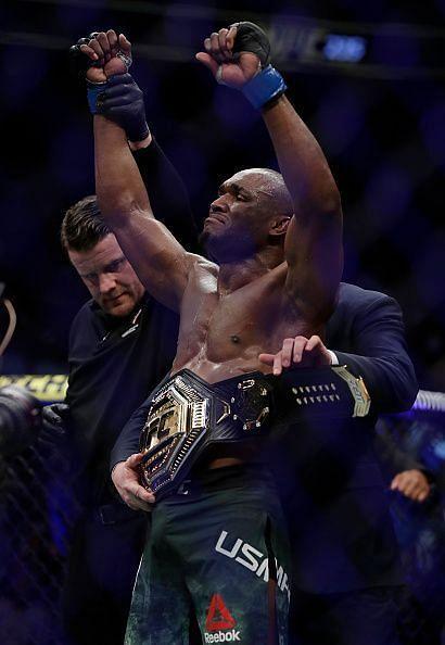 UFC Welterweight Champion