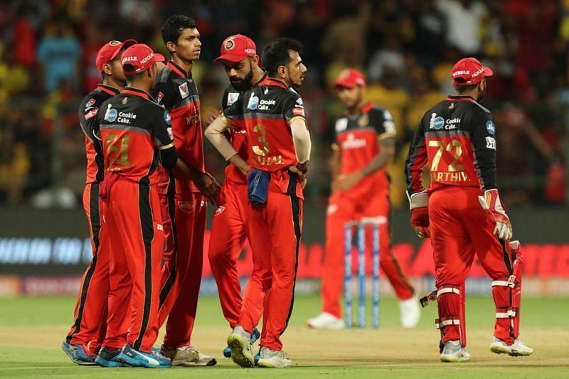 Royal Challengers Bangalore (Image credits: BCCI/IPLT20)