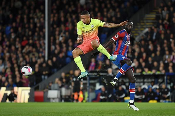 Crystal Palace 0-2 Manchester City - 5 Talking Points as ...