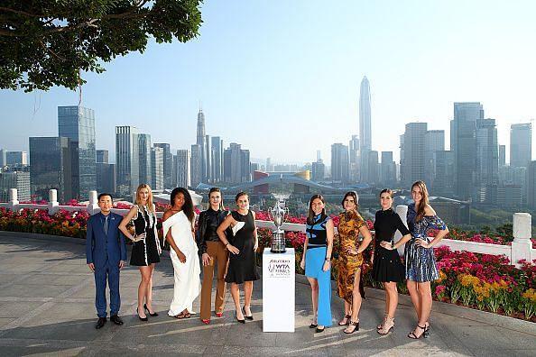 2019 WTA Finals – Singles