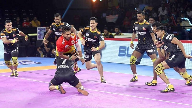 The Gujarat Fortune Giants capped off PKL 2019 with a win