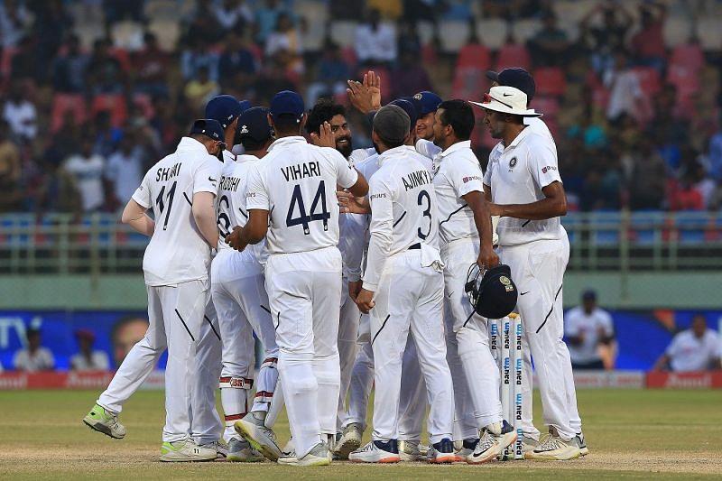 भारतीय क्रिकेट टीम (फोटो: BCCI)