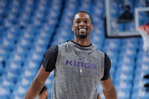 Harrison Barnes is looking forward to playing in India