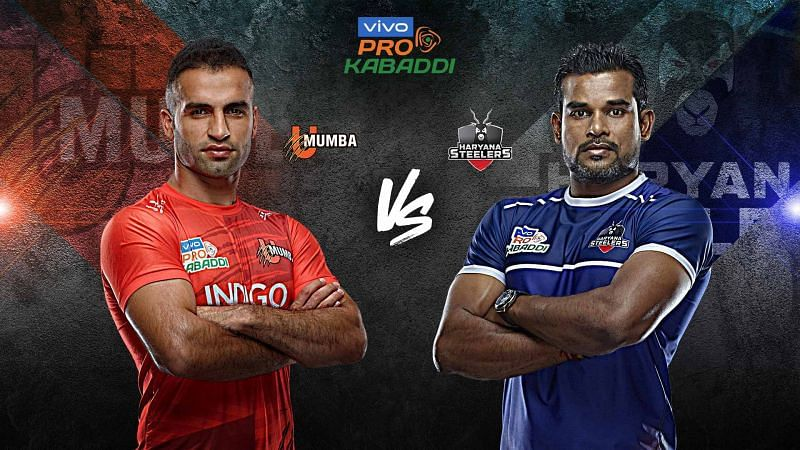 U Mumba will be hoping for three wins in a row tonight versus Haryana Steelers.