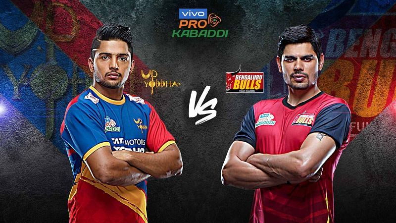 UP Yoddha look to end their home leg with a win against Bengaluru Bulls.