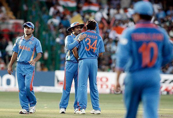 भारतीय क्रिकेट टीम