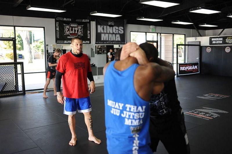 Kings MMA gym