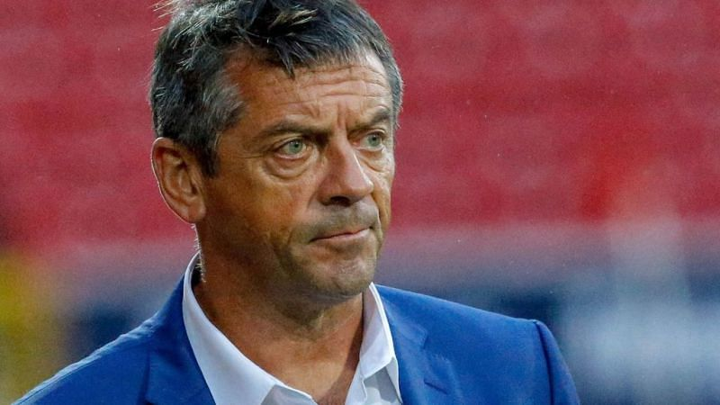 Phil Brown would love to weave his magic on this season