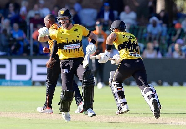 2018 Mzansi Super League: Nelson Mandela Bay Giants v  Jozi Stars