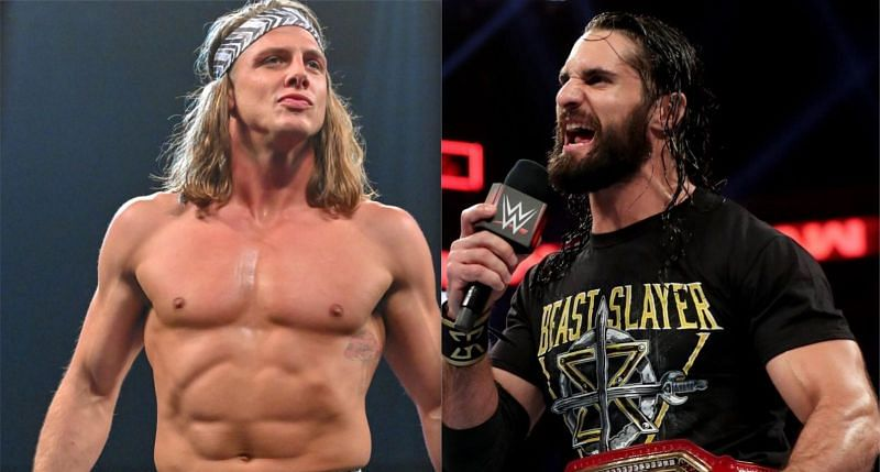 WWE News: Seth Rollins trashes Matt Riddle in new video ...