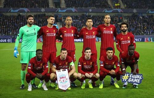 Page 2 Genk 1 4 Liverpool 5 Talking Points Uefa Champions League 2019 20
