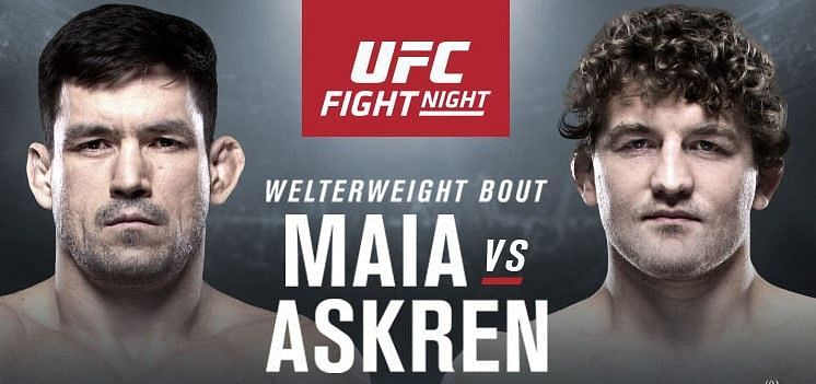 UFC Fight Night 162: Maia vs. Askren