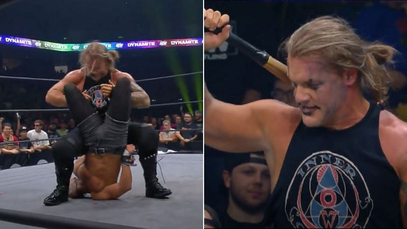 AEW Dynamite Results: Chris Jericho defends the AEW World Title in a Street Fight, Moxley turns on PAC
