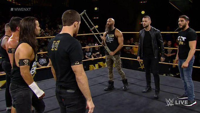 WWE NXT Results (October 23rd, 2019): Former NXT Champion turns heel, North American Title on the lineÂ