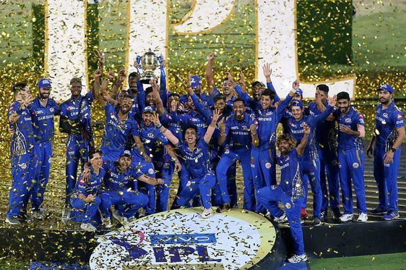 MI won their 4th IPL title in 2019