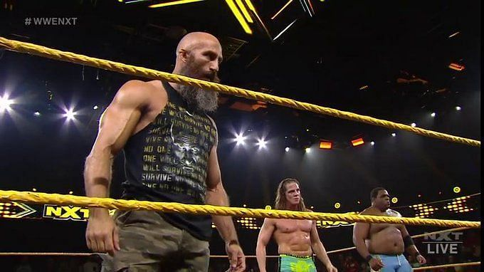 NXT Results (October 30th, 2019): Finn Balor explains his actions, first match for WarGames confirmed