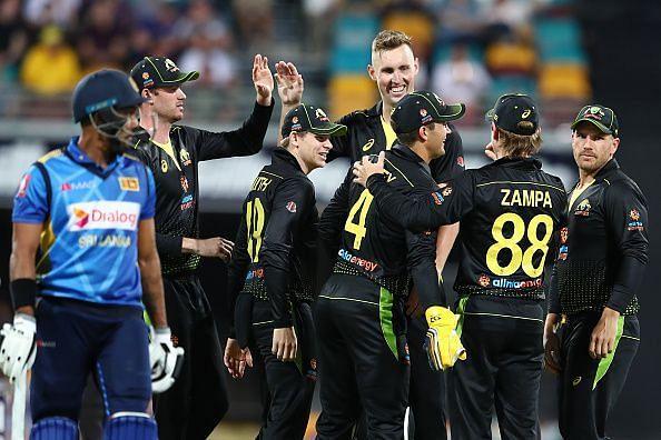 ऑस्ट्रेलिया की एक और एकतरफा जीत