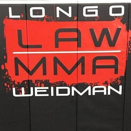 Longo and Weidman MMA gym