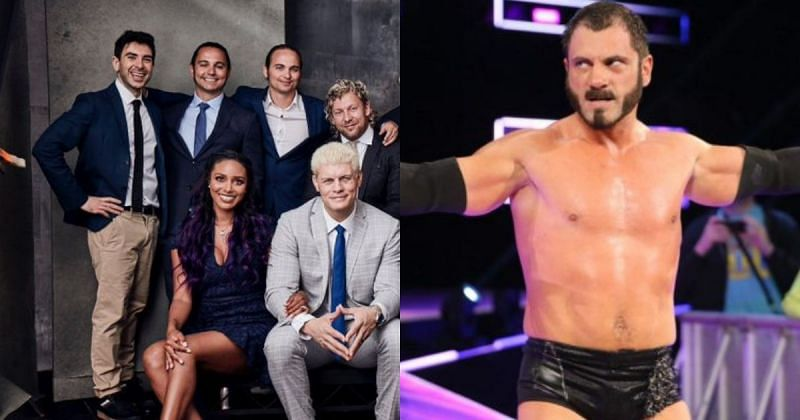 Austin Aries sent some well wishes to the new promotion.