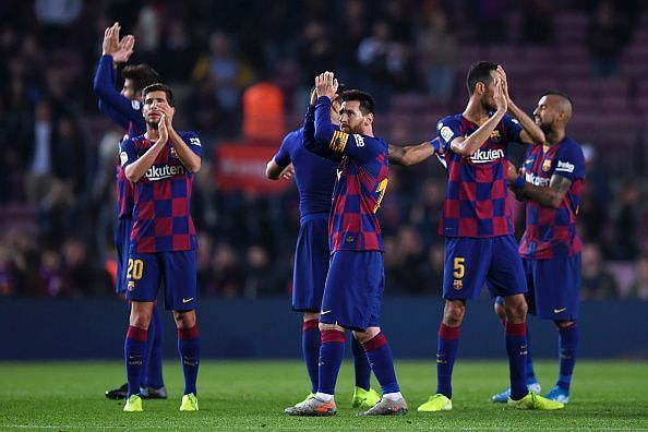 Barcelona 5-1 Real Valladolid: 4 Talking Points | LaLiga ...