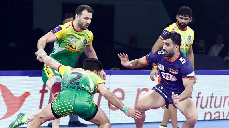 Pardeep Narwal and Mohammad Maghsoudlou will be key to Patna Pirates