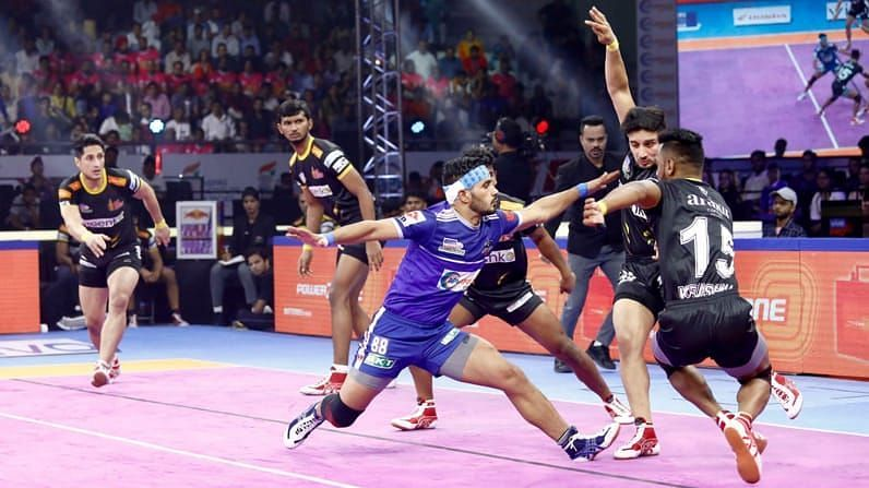 Haryana Steelers managed two wins out of four games at their home leg.