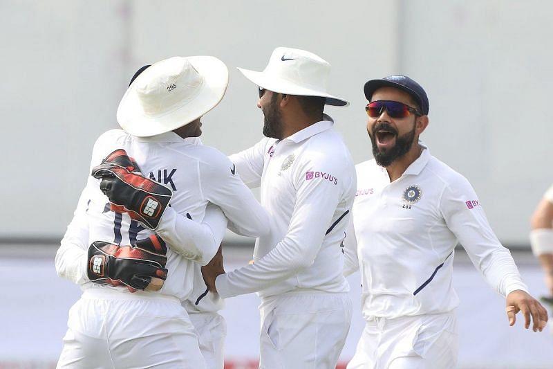 भारतीय टीम ने पुणे टेस्ट में एकतरफा जीत हासिल की(Photo: BCCI)