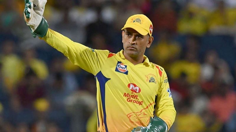 MS Dhoni will once again command CSK in IPL 2020
