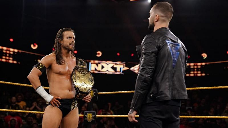 NXT में नजर आए फिन बैलर