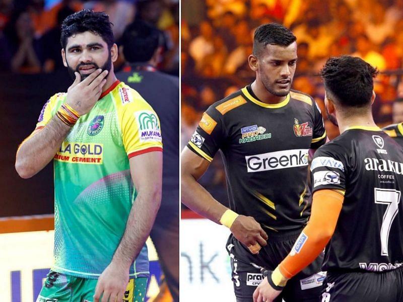 Pardeep Narwal and Siddharth Desai had a memorable season.
