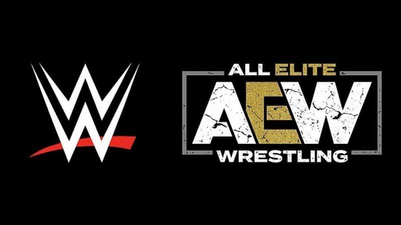 WWE और AEW का