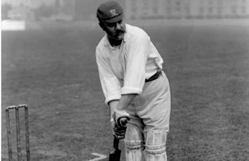 Charles Bannerman scored the first run and century in Test cricket