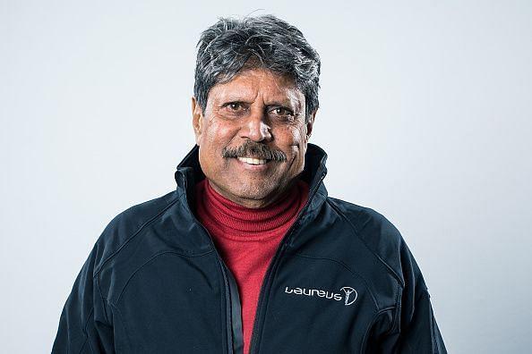 Kapil Dev.