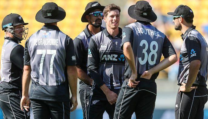 En न्यूजीलैंड टीम