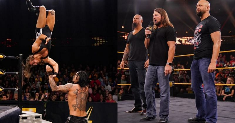 WWE NXT Results November 6th, 2019: Winners, Grades, Video Highlights for latest NXT