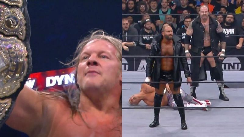 AEW Dynamite Results: Jericho defends the World Championship, WWE Hall of Famer makes a special appearance, Huge debut
